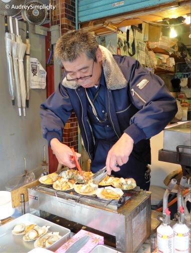 Tsukiji Shijo