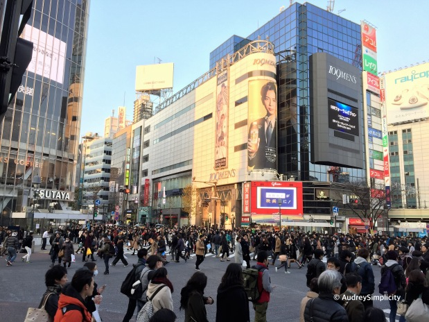 Shibuya Intersection