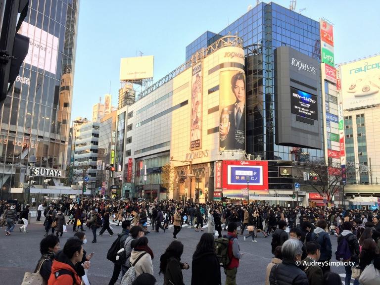 Shibuya Intersection