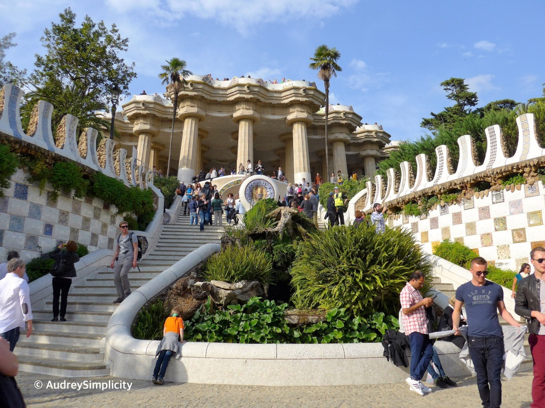 Park Guell taken by AudreySimplicity