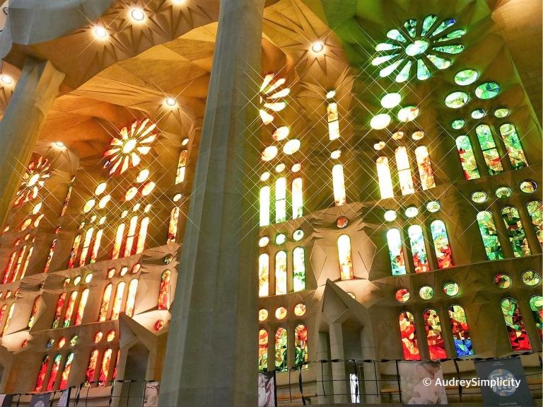 Sagrada Familia taken by AudreySimplicity