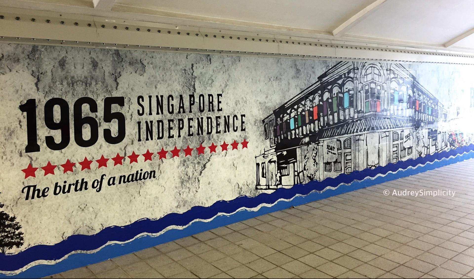1965 Singapore Independence