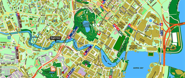 Singapore River Map.png