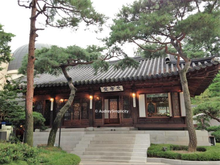 Traditional Korean House Phil Kyung Jae