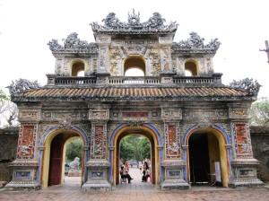 Vietnam Hue Imperial City