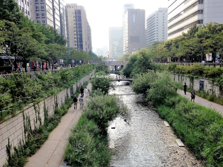 Cheongggyecheon