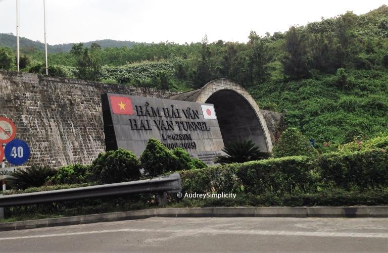 Hai Van Tunnel