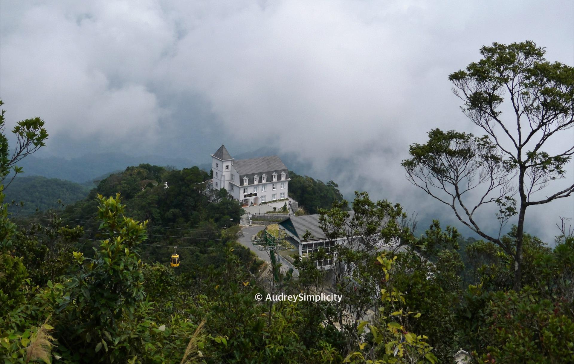 Da Nang Ba Na Hill
