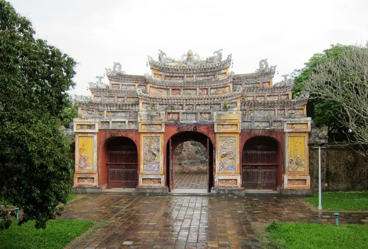 Vietnam Hue Imperial City
