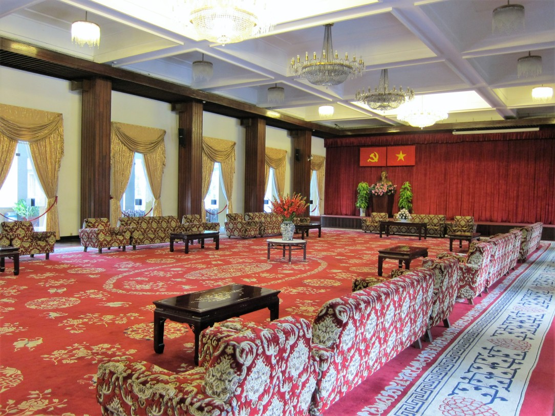 HCMC Independence Palace