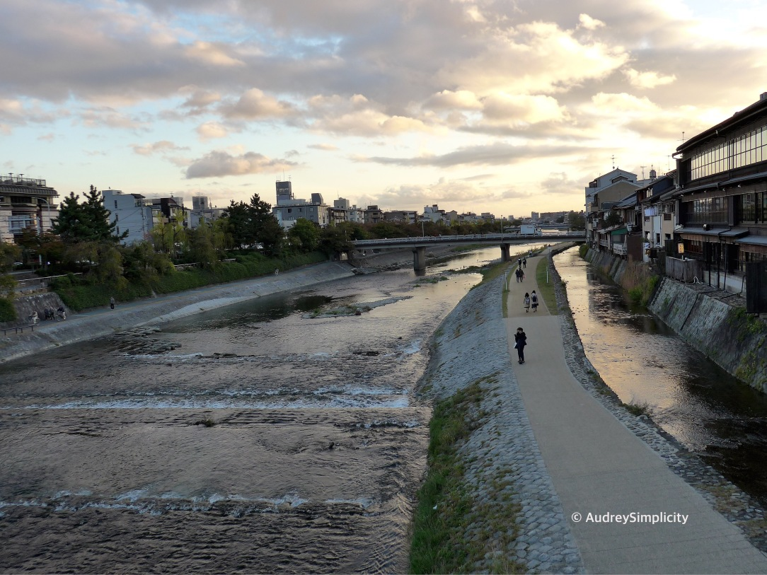 Kamogawa - Duck River taken by AudreySimplicity