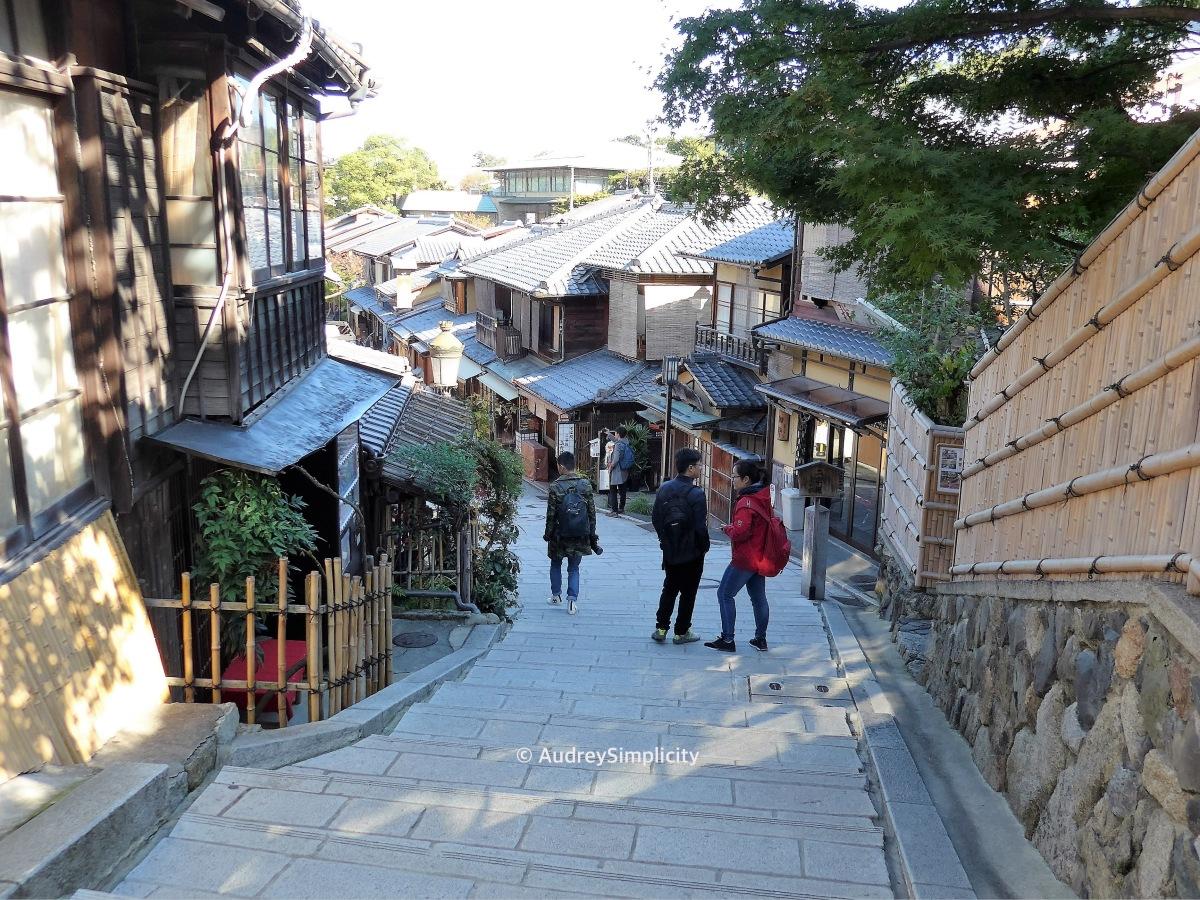 Autumn in Kyoto - Higashiyama and Kiyomizu Temple