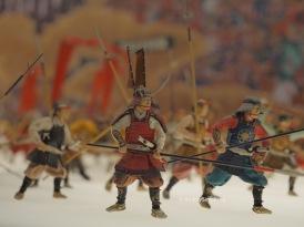 Mini figures on Osaka Summer War