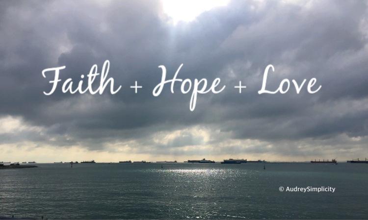 Faith Hope Love