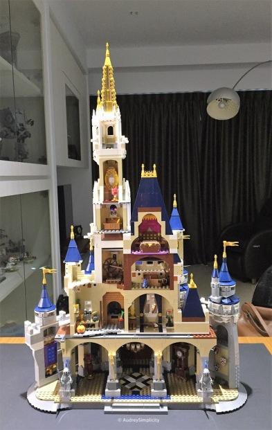 Lego Cinderella Castle
