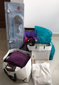 Things to be given away