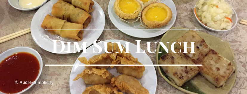 Dim Sum Lunch