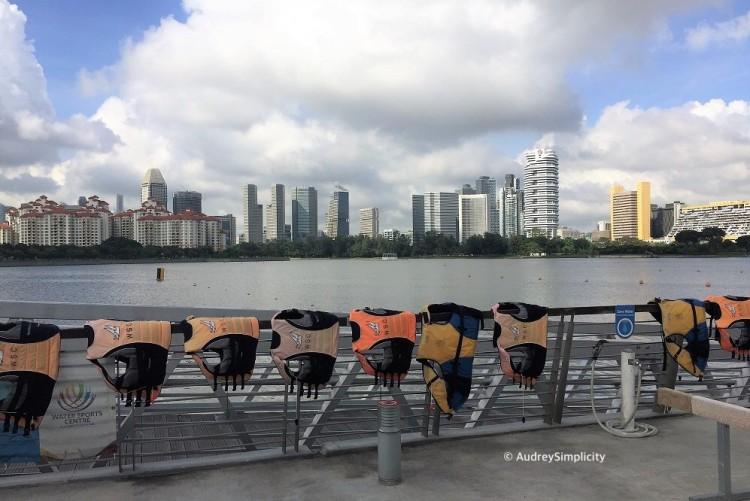 Singapore Kallang River