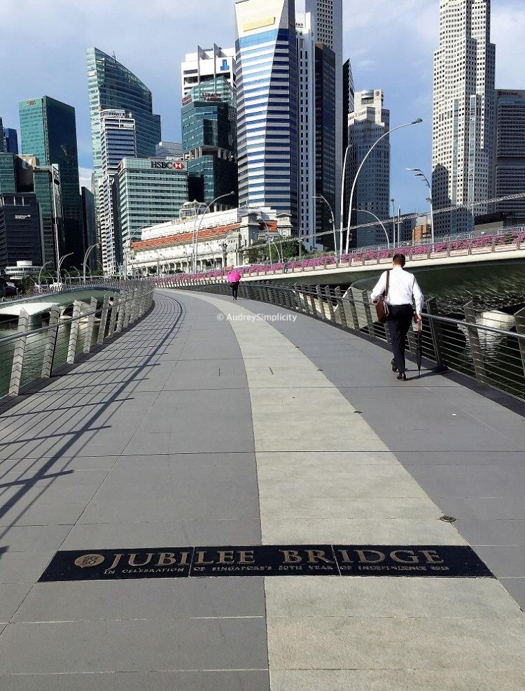 Singapore Jubilee Bridge