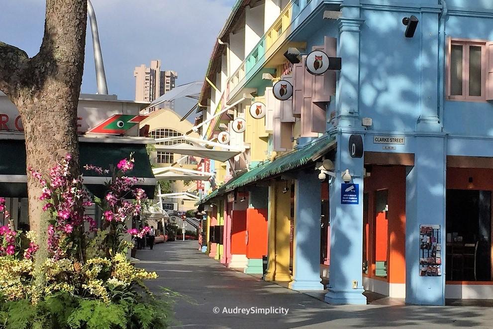 Singapore Clark Quay