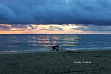 Phuket - Nai Yang Beach Sunset