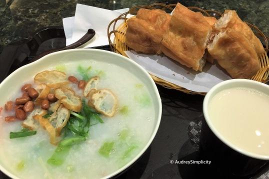 Supper at Parisian Macau
