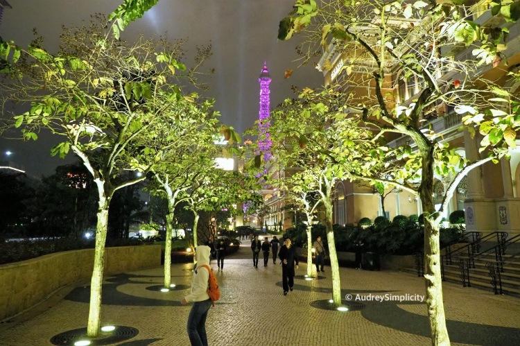 Parisian Contai Strip Macau