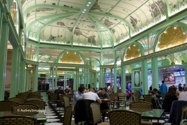 Food Court at Parisian, Macau
