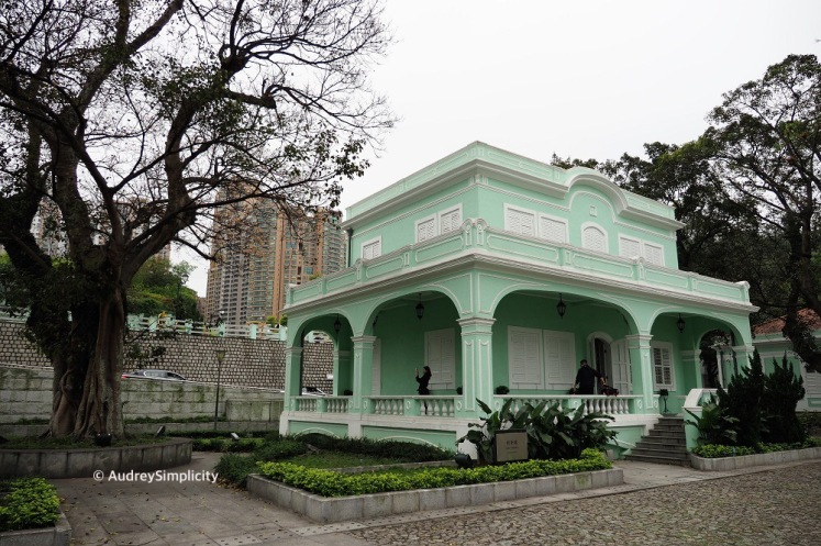 Taipa Houses Museum, Macau