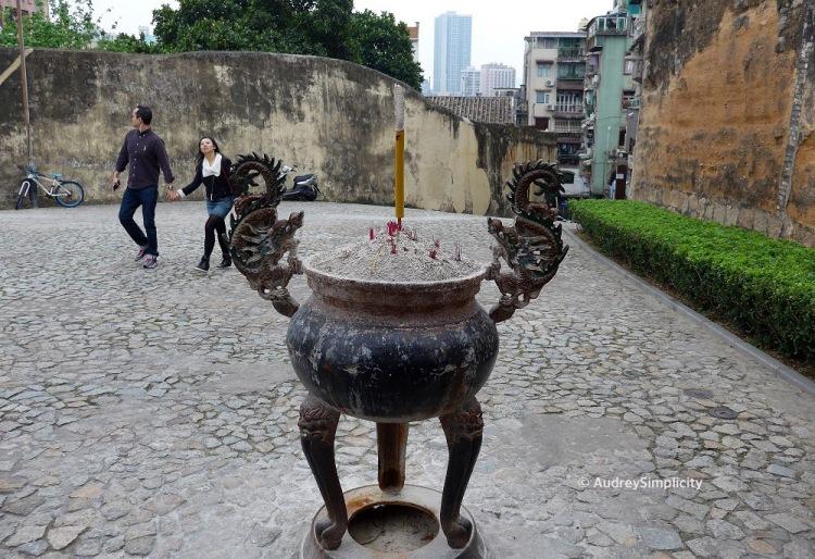 Macau - Temple