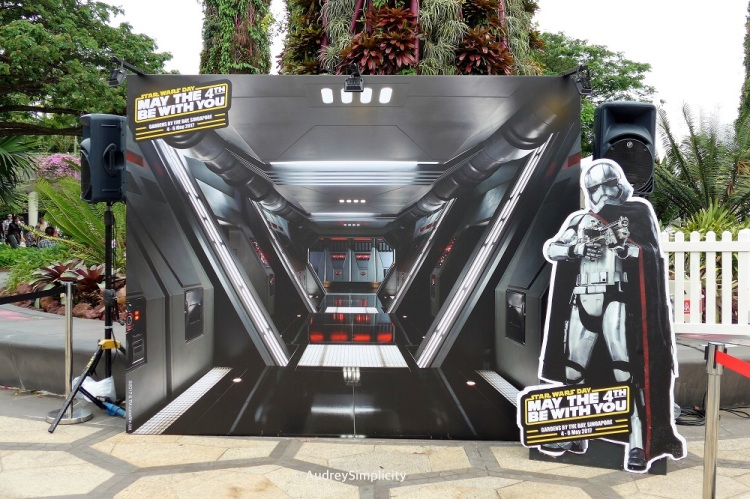 Stars Wars Day at Gardens by the Bay