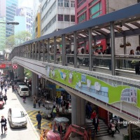 Hong Kong - Mid-Levels Escalators
