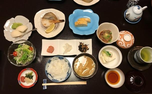 Beppu Breakfast 1