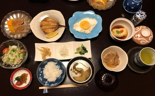 Beppu Breakfast 2