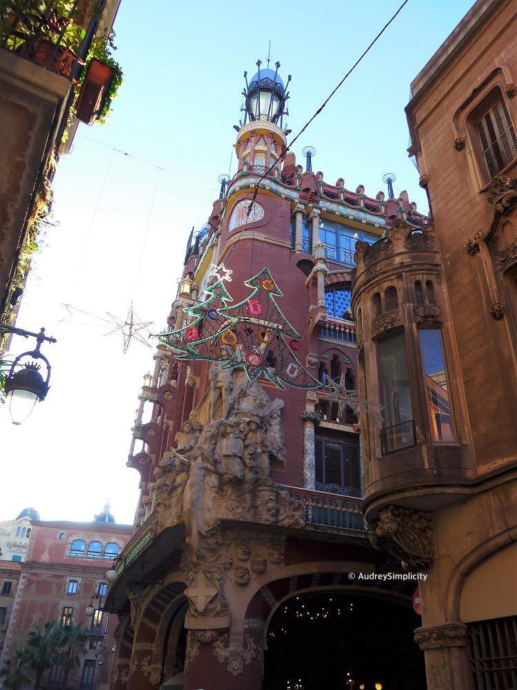 Barcelona - Palau de la Música Catalana