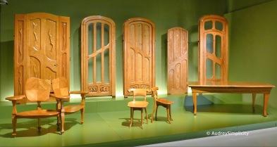 Works by Antoni Gaudi