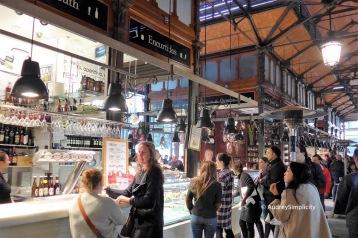 Madrid Mercado de San Miguel