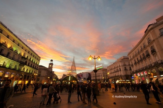 Madrid Puerto del Sol