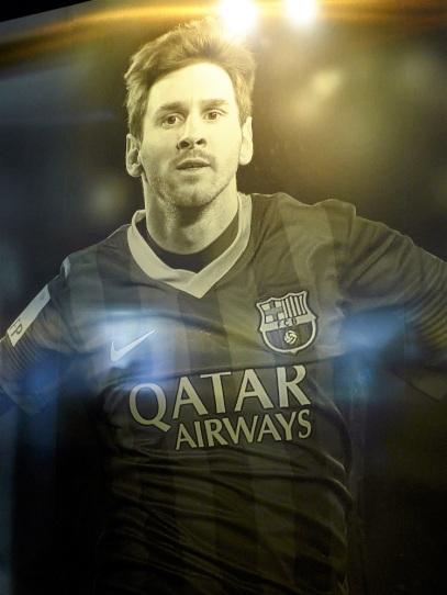 FC Barcelona - Lionel Messi