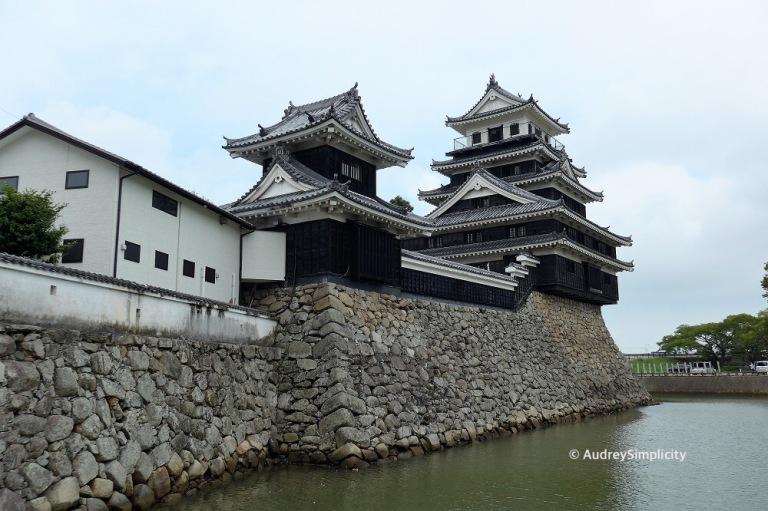 Nakatsu Castle, Oita, Kyushu