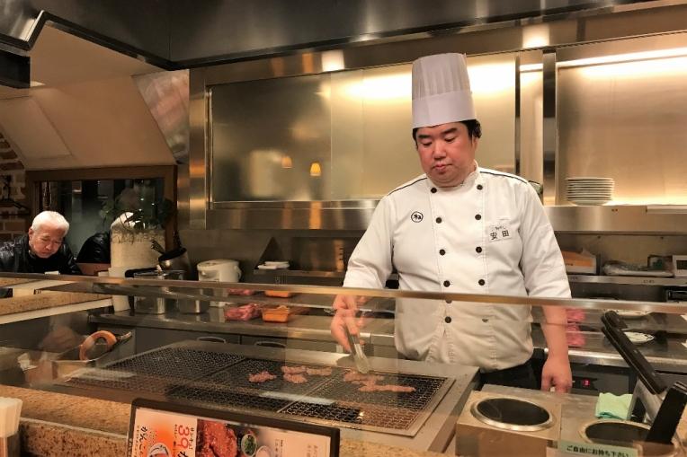 Day 3 Dinner Chef