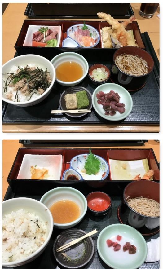 Day 5 Dinner at Ueno