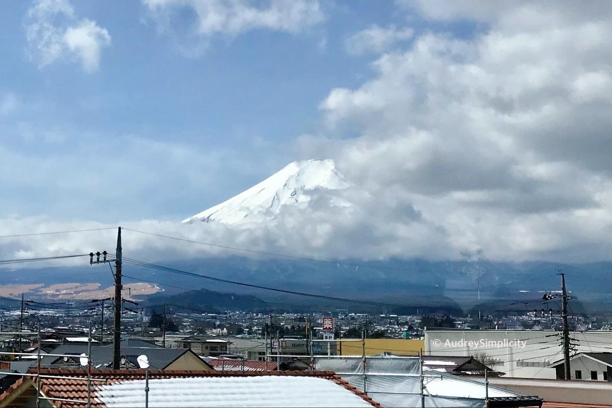 Hakone, Mt Fuji