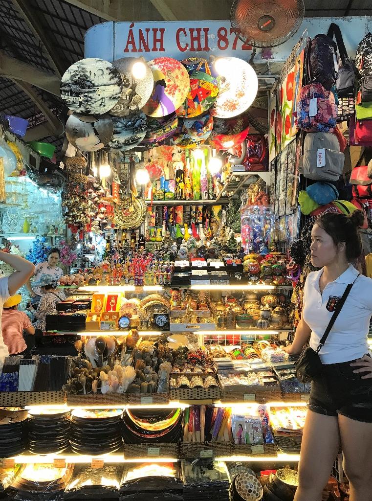 Ben Thanh Market HCMC