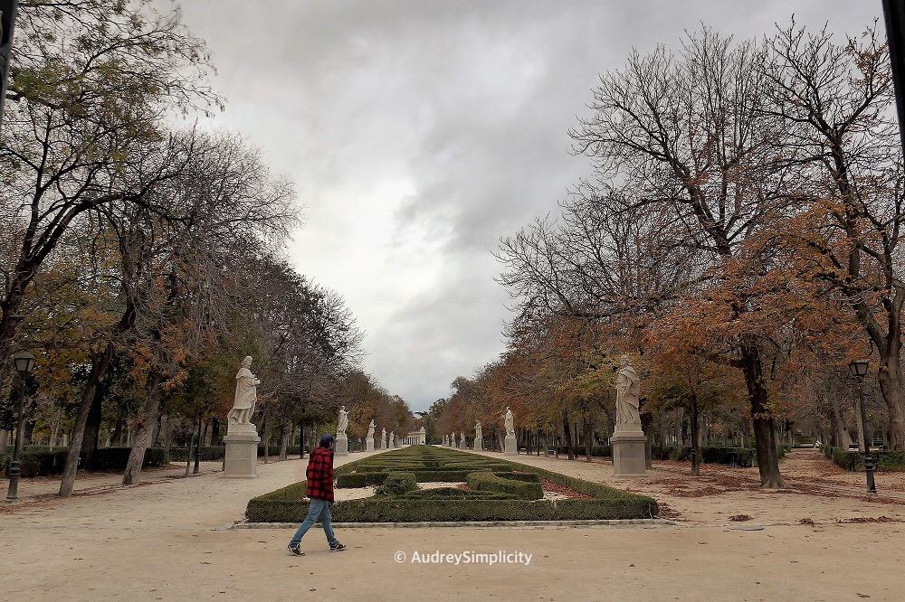 Autumn in Madrid 2