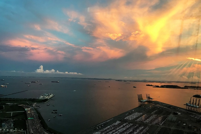 Sunset at Singapore.jpg